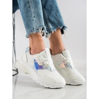 SHELOVET FASHIONABLE SNEAKERS dámské white 41