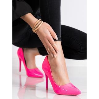 SHELOVET HIGH FASHION STILETTOS dámské shades of pink 39