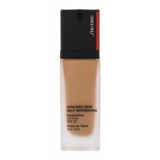 Shiseido Synchro Skin Self-Refreshing SPF30 30 ml make-up pre ženy 360 Citrine s ochranným faktorom SPF dámské 30 ml