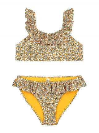 Shiwi Bikiny  žltá / zmiešané farby dámské 152