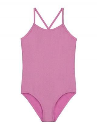 Shiwi Jednodielne plavky Beach bronze  svetlofialová dámské 176