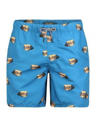 Shiwi Plavecké šortky moonfish  modrá pánské M