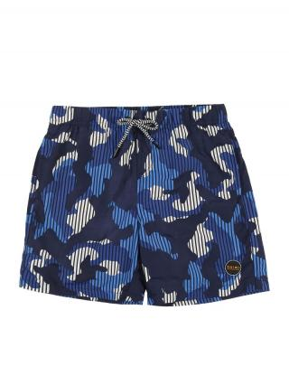 Shiwi Plavecké šortky  námornícka modrá / biela pánské 152