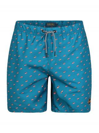 Shiwi Plavecké šortky Shrimp  modrá pánské XXL