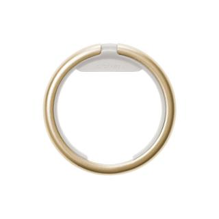 Šikovný krúžok na kľúče Orbitkey Ring - Yellow Gold