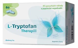 Simply You L-Tryptofan Therapill 60 kapslí