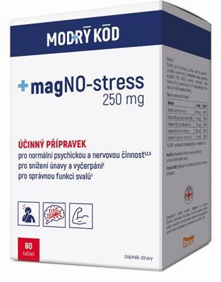 Simply You Magny-stress 250 mg MODRÝ KÓD 60 tabliet