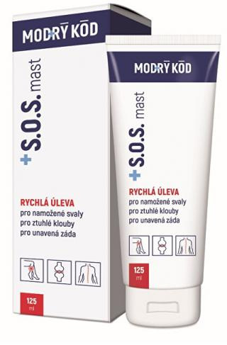 Simply You SOS masť MODRÝ KÓD 125 ml