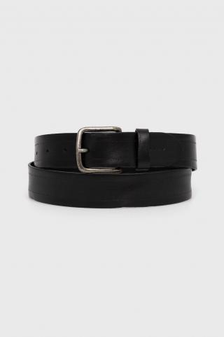 Sisley - Opasok pánské čierna L