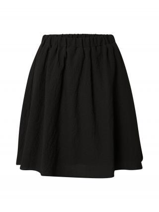 SISTERS POINT Sukňa VARIA  čierna dámské 34