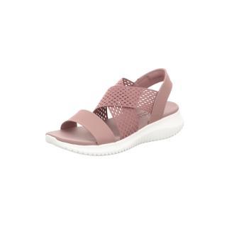 SKECHERS Remienkové sandále  rosé dámské 40