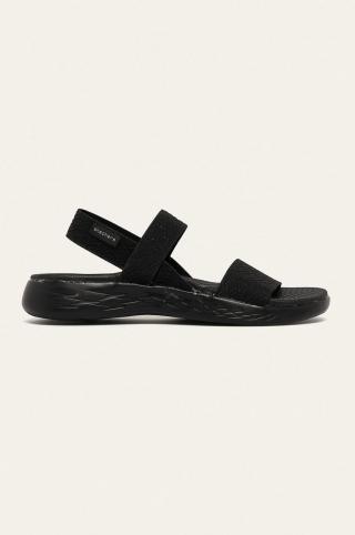 Skechers - Sandále dámské čierna 37