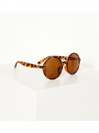 Slnečné okuliare pre ženy CAMAIEU - hnedá dámské