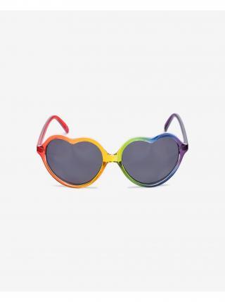 Slnečné okuliare pre ženy VANS - zlatá dámské fialová