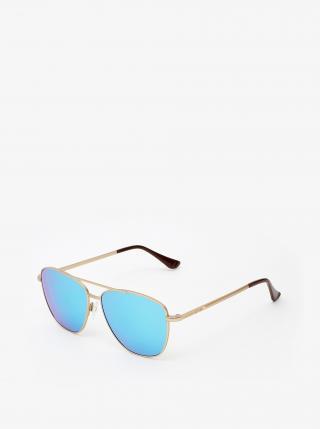 Slnečné okuliare v zlatej farbe Hawkers Karat dámské zlatá