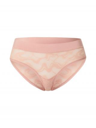 SLOGGI Nohavičky  broskyňová / ružová dámské XS-XL