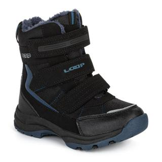 SNEEKY childrens winter boots black 35