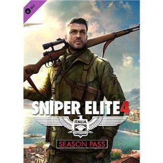 Sniper Elite 4 - Season Pass - PC DIGITAL