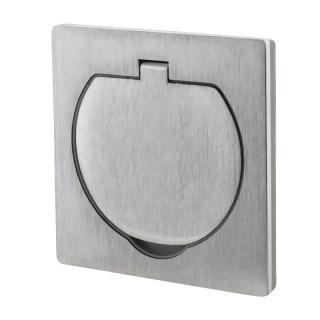 Solight vstavaná podlahová zásuvka, IP55 5B320