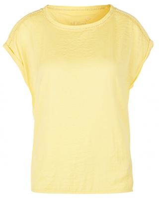 s.Oliver Dámske tričko 14.905.32.5075.1355 Bright Yellow 38