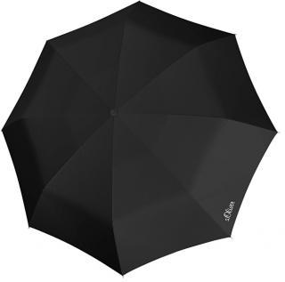 s.Oliver Dámsky skladací mechanický dáždnik Smart Uni 70963SO 001 dámské