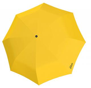 s.Oliver Dámsky skladací mechanický dáždnik Smart Uni 70963SO 291 dámské