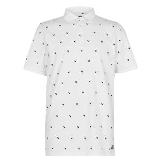 SoulCal AOP Polo Shirt Mens Other S