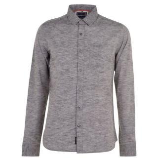 SoulCal Marl Long Sleeve Shirt Mens pánské Other S