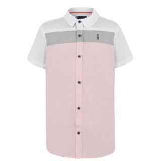 SoulCal Short Sleeve Shirt Junior Boys pánské Other 7-8 Y