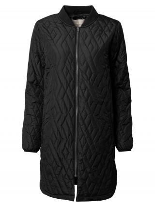 Soyaconcept Prechodný kabát FENYA  čierna dámské L