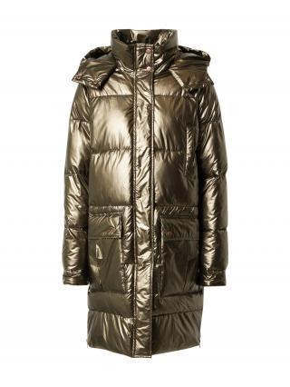 Soyaconcept Prechodný kabát KITARA 2  olivová dámské S