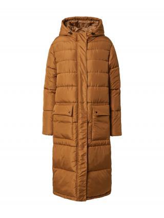 Soyaconcept Prechodný kabát RINA 1  karamelová dámské M
