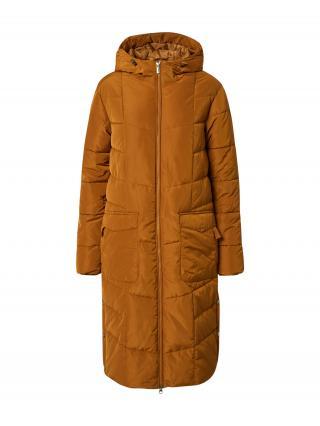 Soyaconcept Zimný kabát NINA  karamelová dámské M
