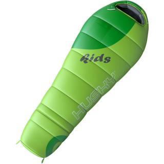 Spacák detský HUSKY MAGIC -12°C zelená | svetlozelená One size