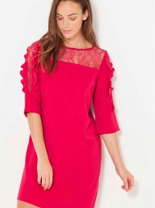 Spoločenské šaty pre ženy CAMAIEU - červená dámské M