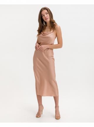 Spoločenské šaty pre ženy TWINSET - béžová dámské L