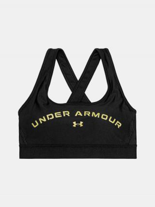Športová podprsenka Under Armour Armour Mid Crossback Gr Bra dámské čierna M