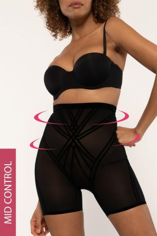 Sťahovacie nohavičky Mould čierne dámské čierna XS