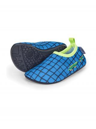 STERNTALER Plážové / kúpacie topánky  modrá / námornícka modrá / kiwi / zelená pánské 20