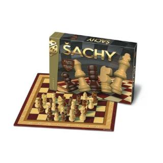 Stolná hra BONAPARTE Šach drevené