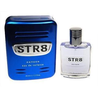 STR8 Oxygen 50 ml toaletná voda pre mužov pánské 50 ml