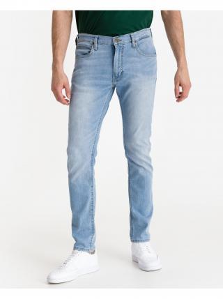 Straight fit pre mužov Lee - modrá pánské XS