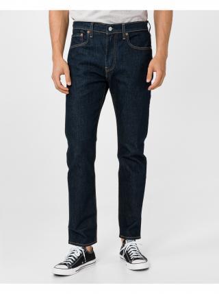 Straight fit pre mužov Levis® - modrá pánské S