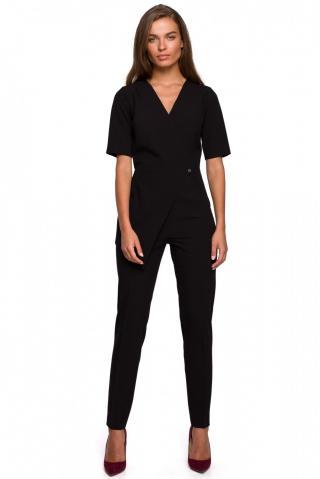 Stylove Womans Jumpsuit S241 dámské Black L
