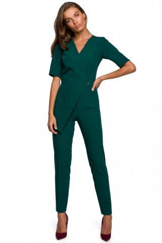 Stylove Womans Jumpsuit S241 dámské Green L