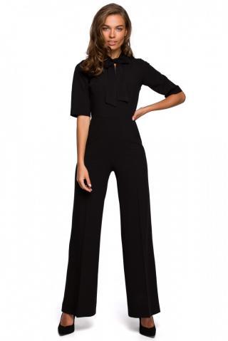 Stylove Womans Jumpsuit S243 dámské Black L