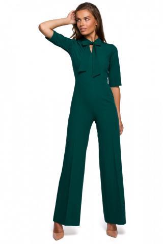 Stylove Womans Jumpsuit S243 dámské Green L