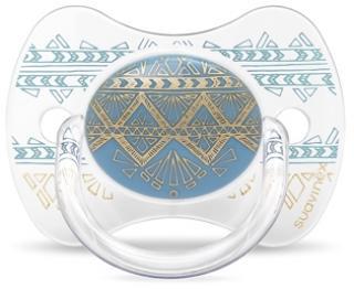 SUAVINEX Premium Cumlík fyziologický  – svetlomodrý modrá