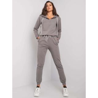 SUBLEVEL Gray womens set with pants dámské Other M