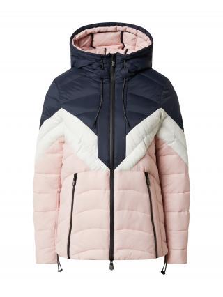 Superdry Prechodná bunda  sivá / ružová dámské XS